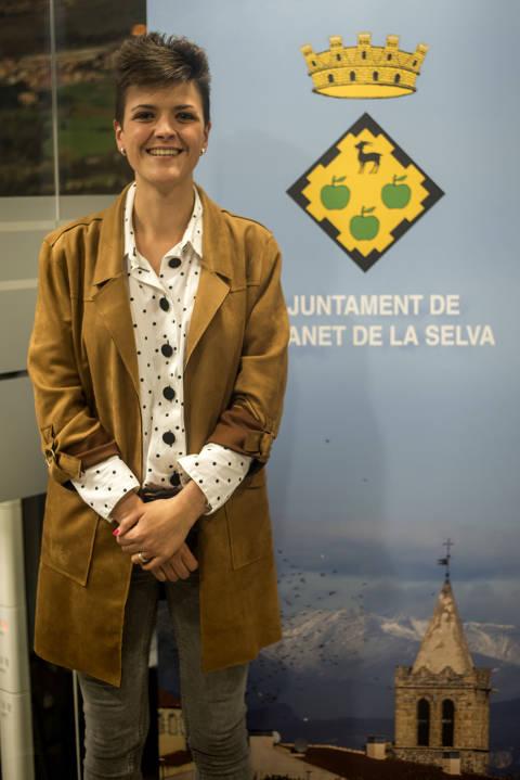Natàlia Figueras Pagès, alcaldessa