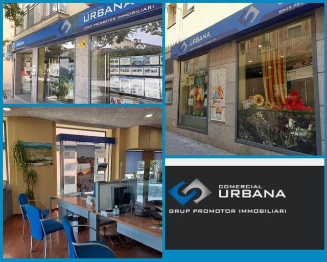 Immobiliària Comercial Urbana
