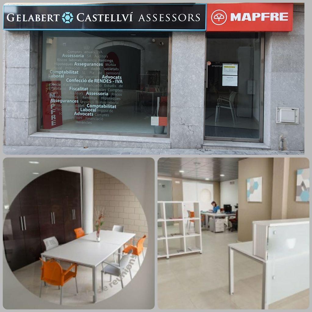 Assessoria gestoria Gelabert Castellví Assessors (Mapfre)