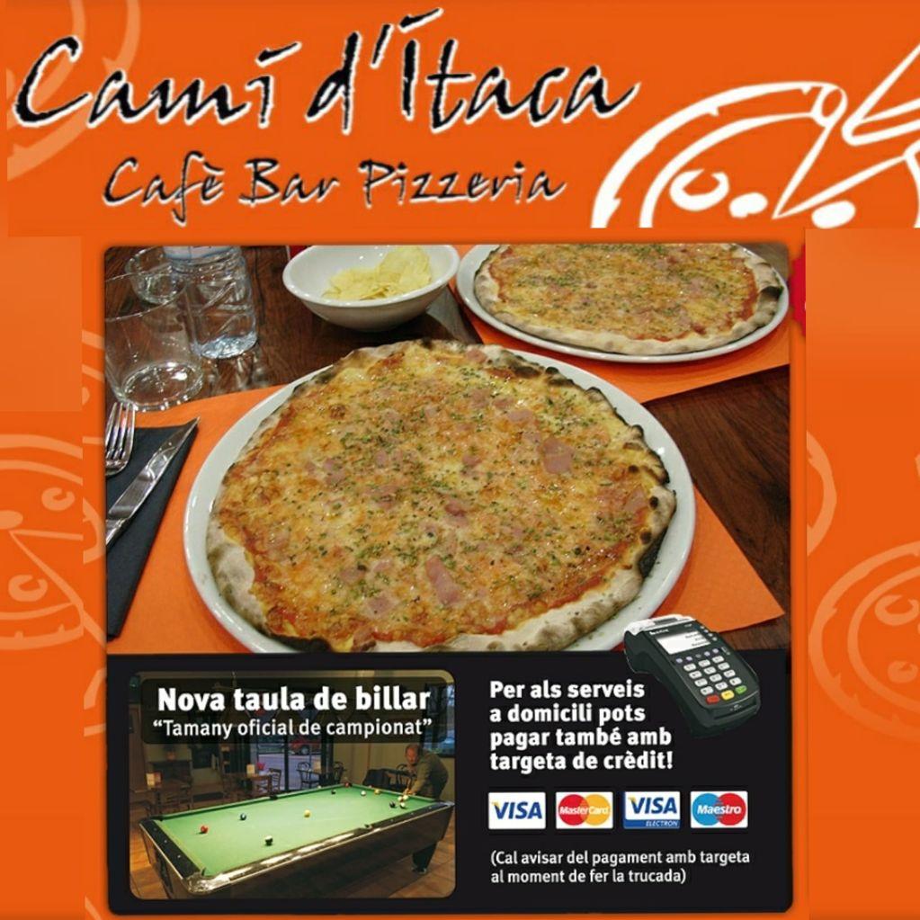 Pizzeria Camí d'Itaca