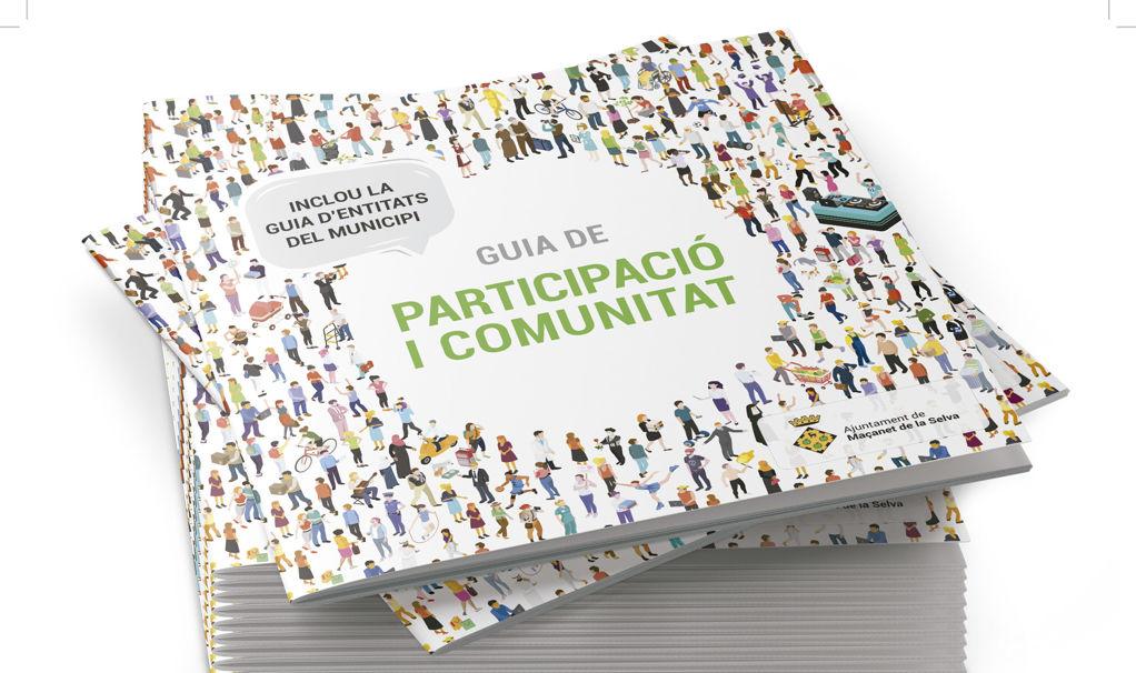 Presentació de la guia de participació i Comunitat