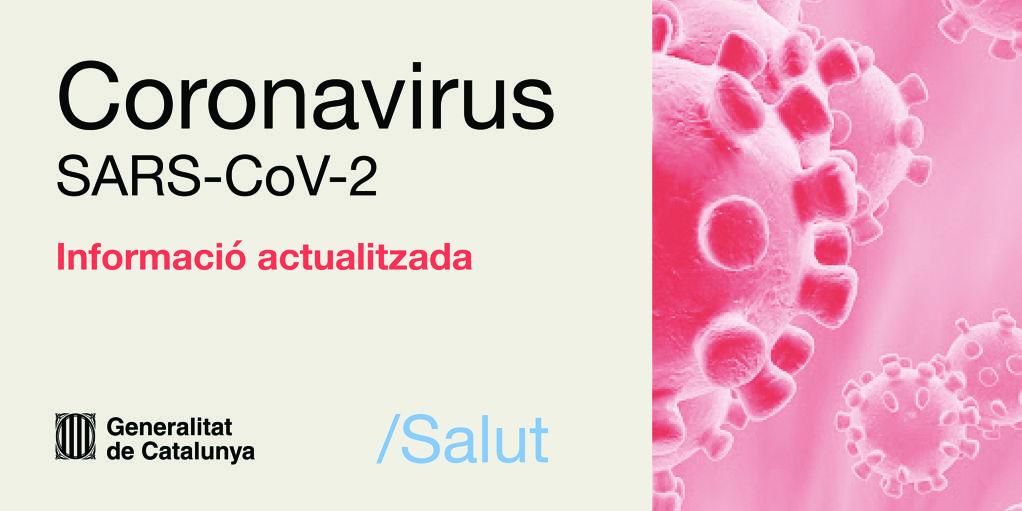 Mesures de prevenció i contenció del coronavirus 5/01/2021