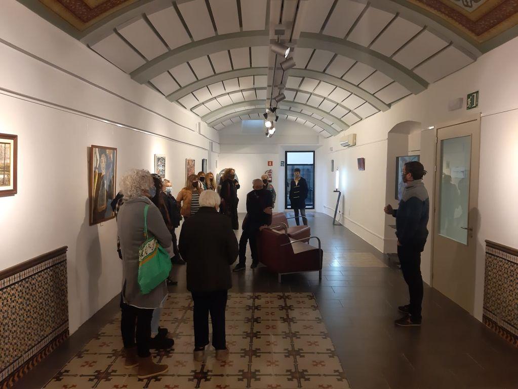 trinxArt: Nova sala d'exposicions municipal