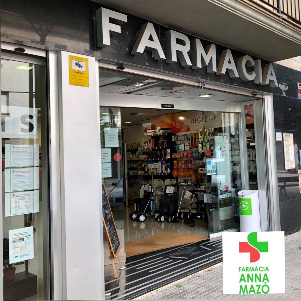 Farmàcia Anna Mazó