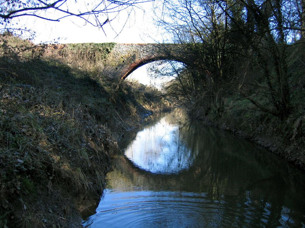 Pont Vell o Pont del Dimoni