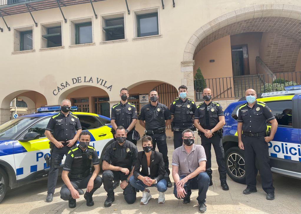 La Policia Local incorpora dos agents policials  - cc3eb-IMG_1088.jpg