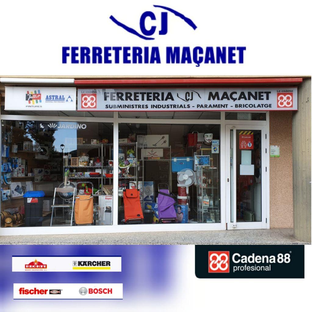 Ferreteria CJ Maçanet