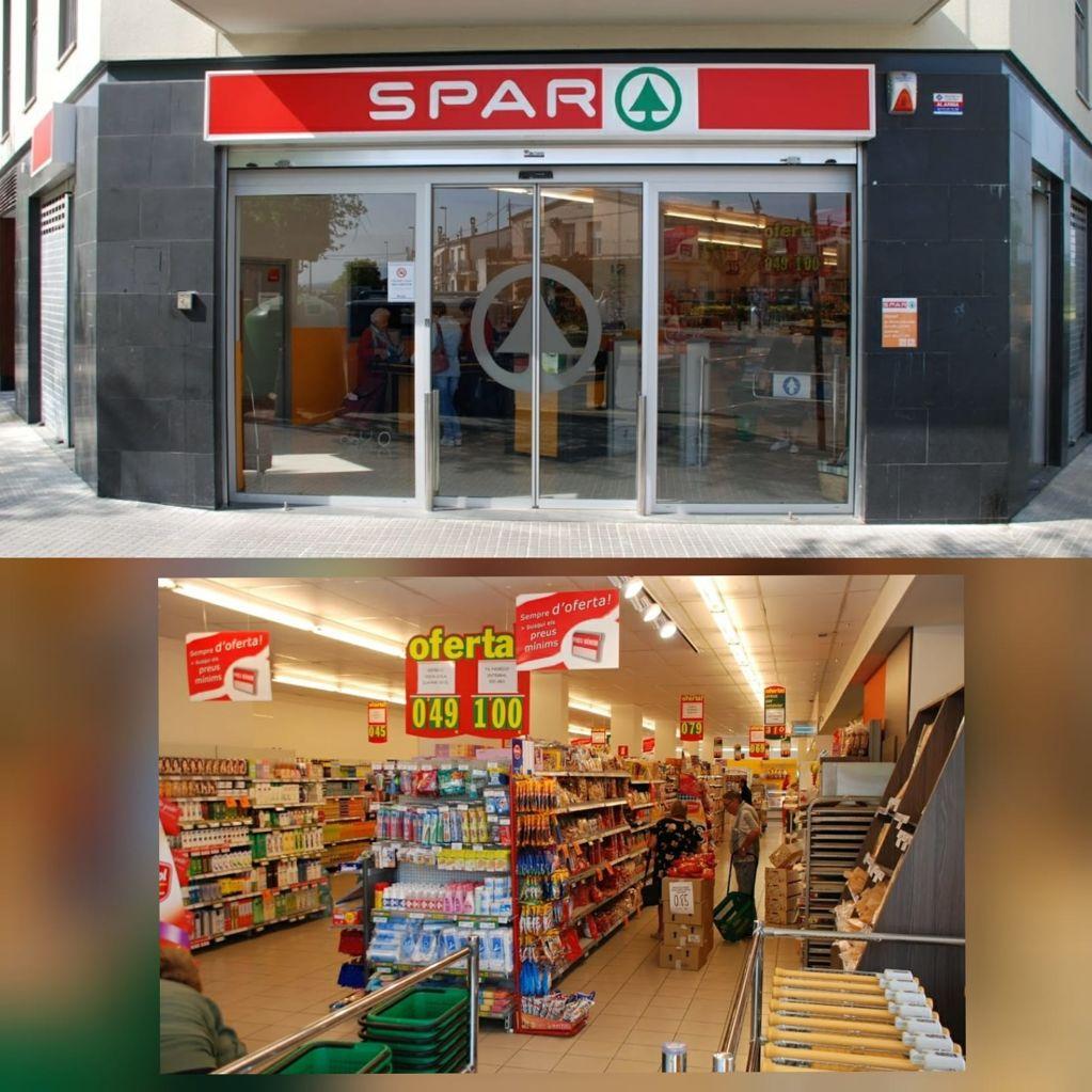 Supermercat Spar