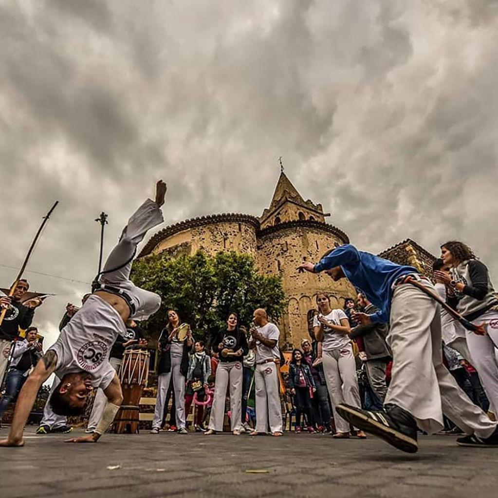 Associació Simplesmente Capoeira Catalunya