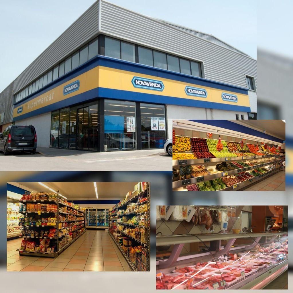 Supermercat Novavenda