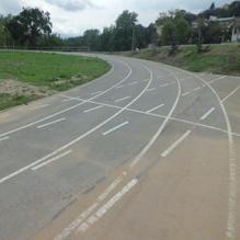 Pistes d'atletisme municipals de Residencial Park