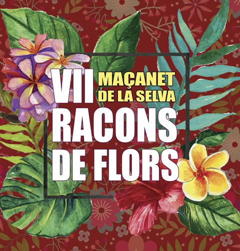 Maçanet es torna a engalanar amb la VII edició de Racons de Flors