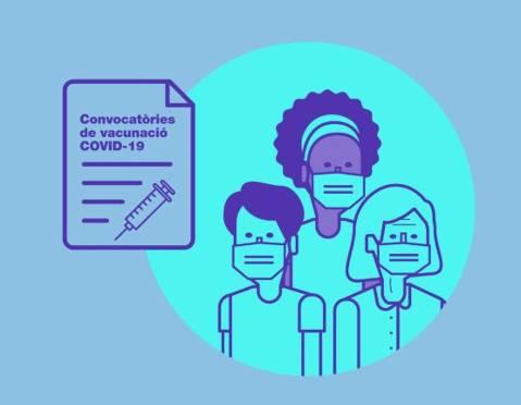 Cita prèvia per la vacunació COVID19