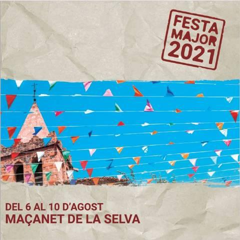 Programació Festa Major 2021