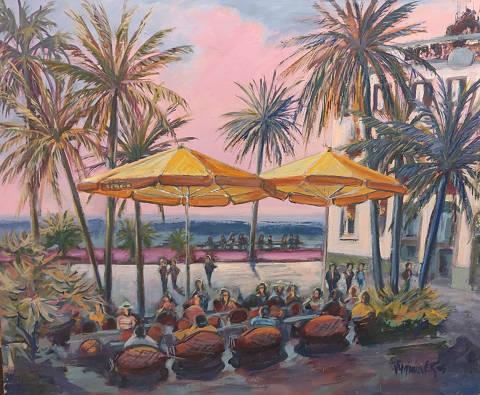 Exposició de pintura: Virgínia C. Ríos