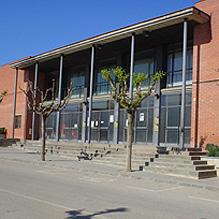 Pavelló municipal i espai de gimnàstica