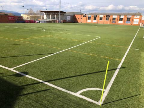Camp de futbol municipal