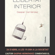 Trobada amb l'autor Gaspar Hernàndez