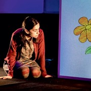 Espectacle de Rialles: La nena que vivia en una capsa de sabates