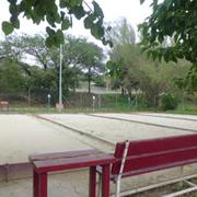 Pistes de petanca municipals de Residencial Park