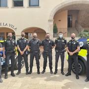 La Policia Local incorpora dos agents policials  - 4a747-IMG_1097.jpg