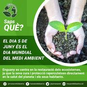 A Maçanet reivindiquem el dia mundial del Medi Ambient
