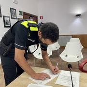 La Policia Local incorpora dos agents policials  - 595e0-IMG_1036.jpg