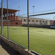 Pista de tenis municipal de Maçanet