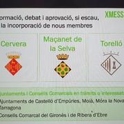 Maçanet forma part de XMESS (Xarxa de municipis per l'economia social i solidària)