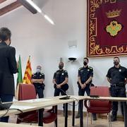 La Policia Local incorpora dos agents policials  - aa669-IMG_1062.jpg
