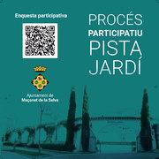 Procés participatiu de la Pista Jardí