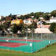 Pistes de tenis municipals de Residencial Park