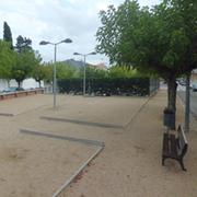 Pistes de petanca municipals de Maçanet